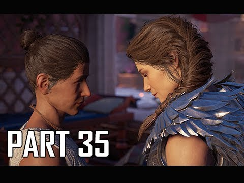 ASSASSIN'S CREED ODYSSEY Walkthrough Part 35 - To Find a ...