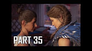 ASSASSIN'S CREED ODYSSEY Walkthrough Part 35 - To Find a Girl (Let's Play Commentary)