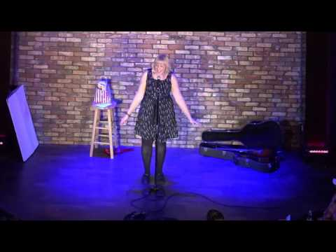 Mary Miller at the Columbus Ohio Funny Bone Oct 2016