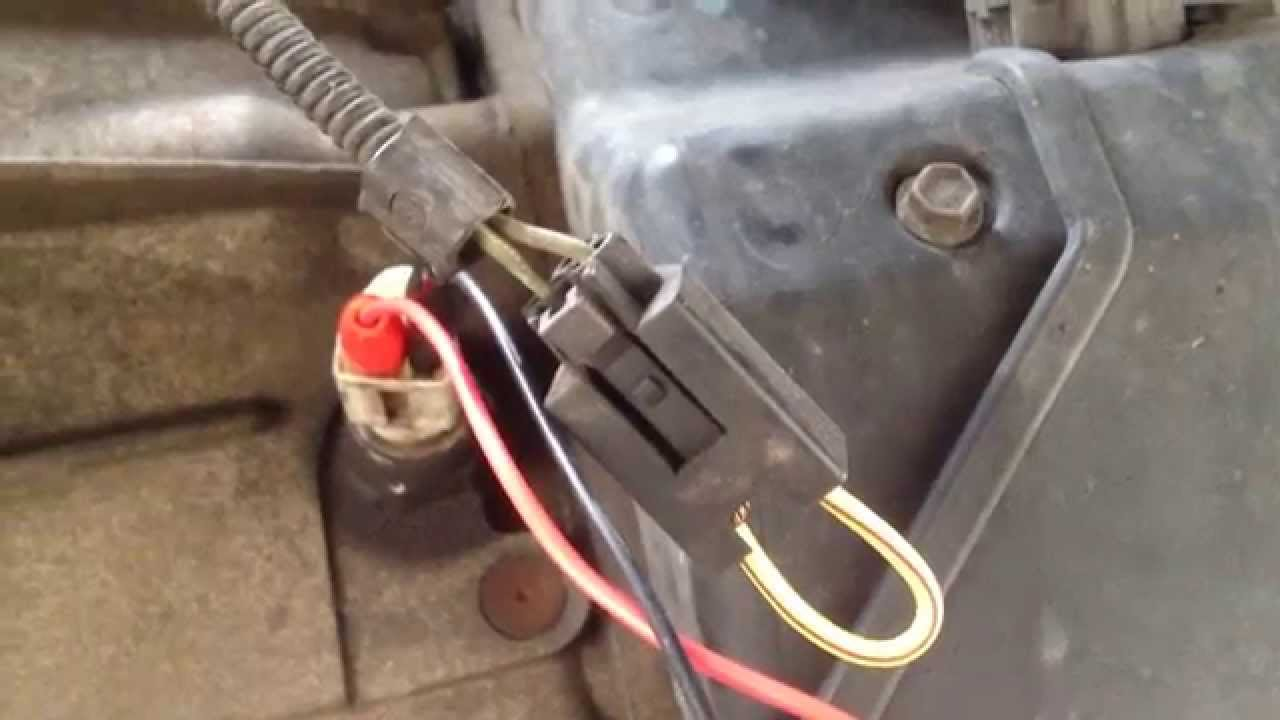how to test a cars reverse light switch without any tools