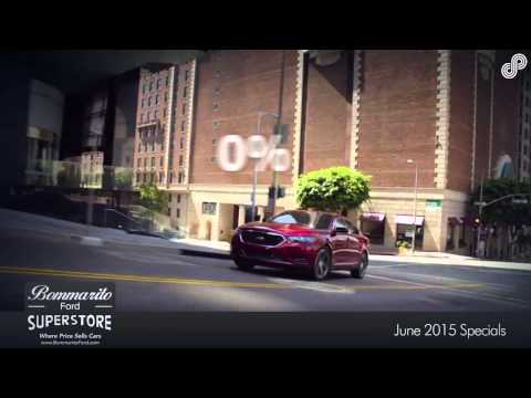 Bommarito Ford June Offers SPS