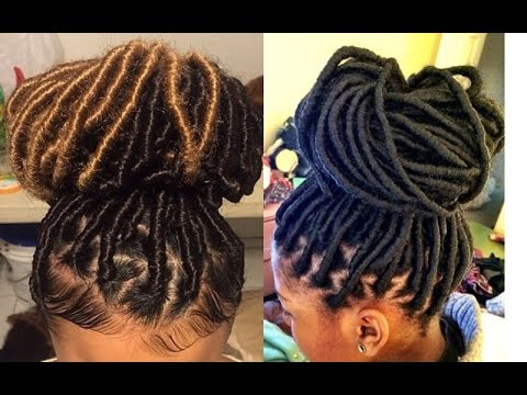 Yarn Locs Tutorial Doovi