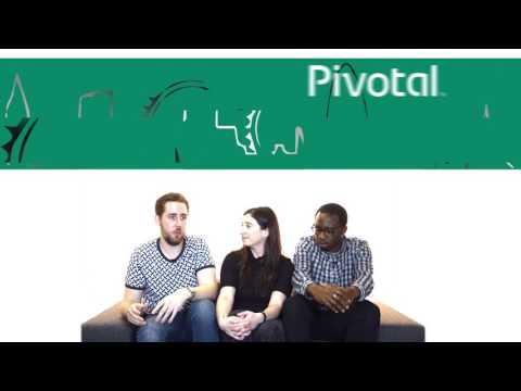 A Day in the Life: Pivotal London