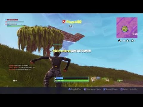 Download Fortnite Techbrah Gaming page takes the W