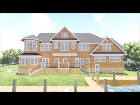 New Home in West Islip, N.Y. 3D-Walkthrough