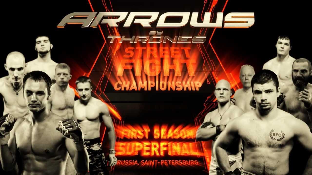 Teaser Arrows Street Fight 3/1