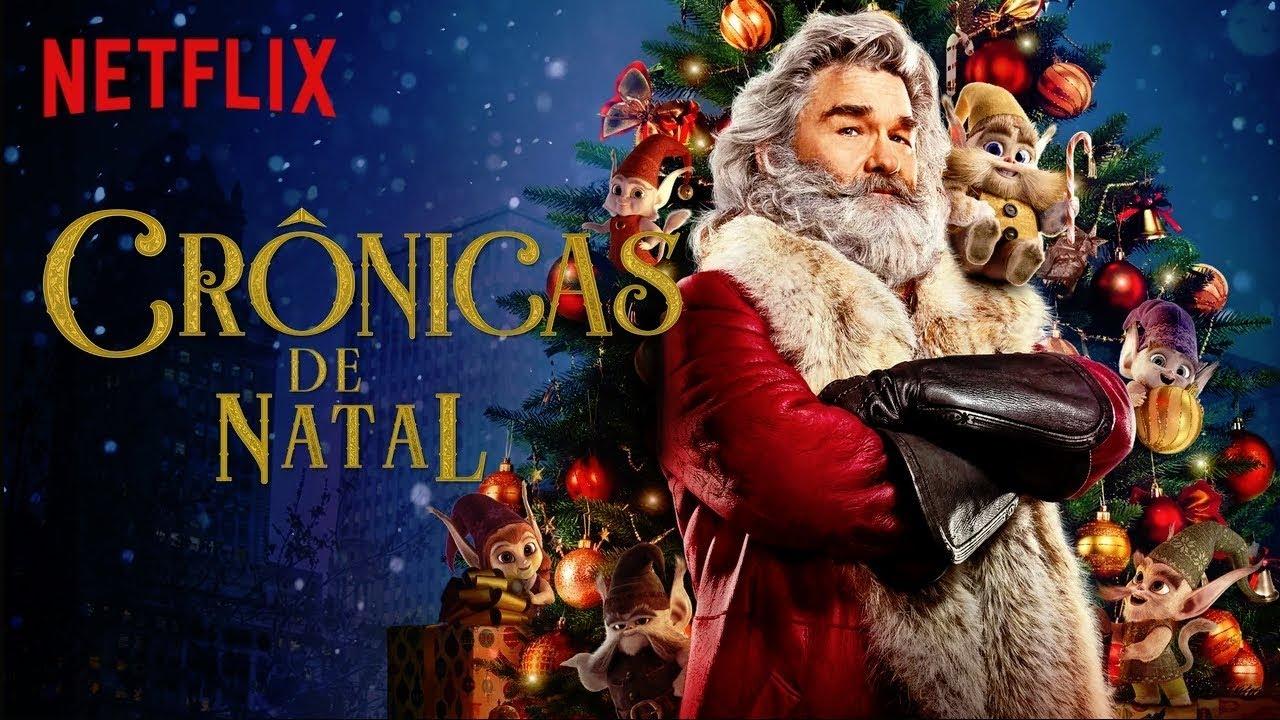 Cronicas De Natal The Christmas Chronicles Trailer Dublado Brasil Hd Youtube
