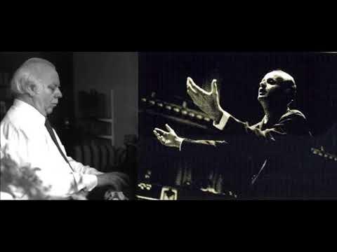 """Brahms """"Piano Concerto No 1"""" Conrad Hansen/Ferenc Fricsay"""