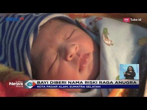 Bayi Laki Laki Terbungkus Kantong Plastik Ditemukan Di Pagar Alam Lis 2003