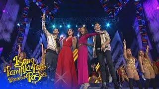 """Sarah G, Anne, Darren, Billy and 4th Impact sing """"Magsayawan"""""""