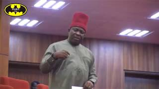 Insecurity : Sack All Security Chiefs, Sen. Umeh Tells Buhari