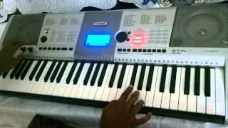 "how to play thaikkudam bridge""s nostalgia song in keyboard"