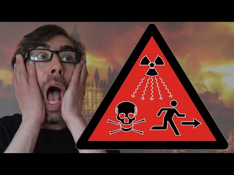 The Bizarro World of UK Public Information films - Protect and Survive Nuclear War & The TV Licence