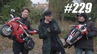 #229: Mini Bike Race door een School [OPDRACHT]