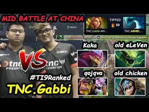 TNC Gabbi - [Windranger] vs Armel [Morphling] TI9 Ranked China Server Dota 2 7.22 Pro Gameplay