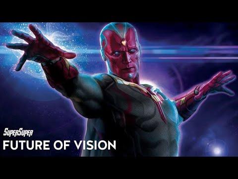 Vision Future in Marvel Cinematic Universe | SuperSuper