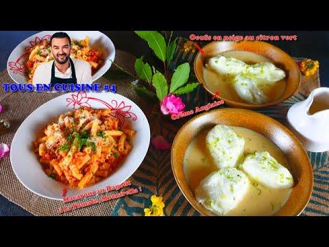 tous-en-cuisine-#4-:-je-teste-le-ragoÛt-de-macaroni-et-les-oeufs-en-neige-de-cyril-lignac-!