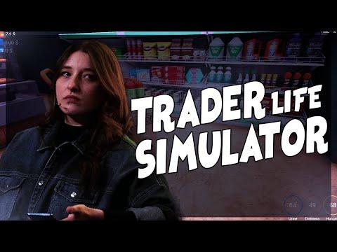 MAĞARA TİCARET | Trader Life Simulator #1