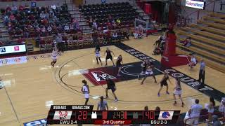 Highlights of Eastern Women's Basketball vs. Boise State (Dec. 3, 2017).