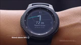 Samsung Gear S3 Frontier LTE R765 R760