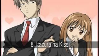 Los mejores Animes románticos