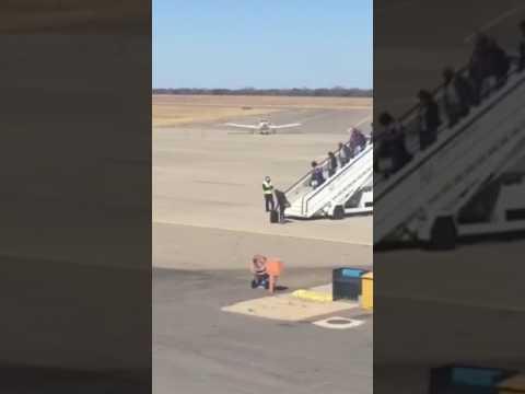 Landing at Bulawayo Airport June 2015 (2 of 2)