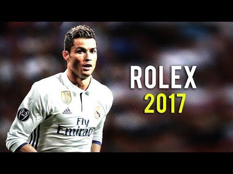 Cristiano Ronaldo • Rolex 2017 | Unbelievable Skills Show | 1080p