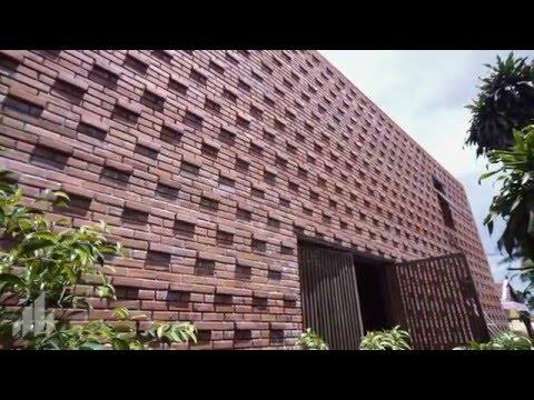 Wienerberger Brick Award 16: Termitary House, Vietnam