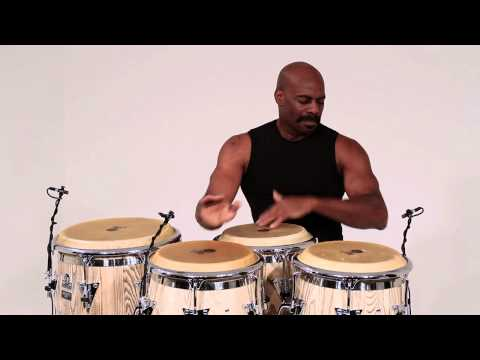 Ron Powell Conga Solo