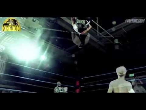 Ultimate X Match - Mark Andrews VS Pete Dunne - Pro Wrestling Kingdom Championship