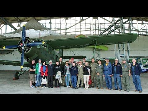 Lot An-2 z EPKE do EYKS i z powrotem.