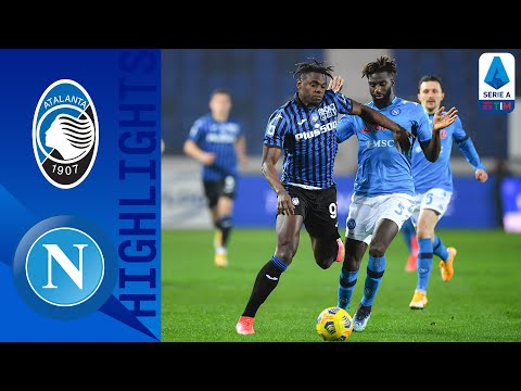 Atalanta 4-2 Napoli | Atalanta show col Napoli, a Bergamo finisce 4-2 | Serie A TIM