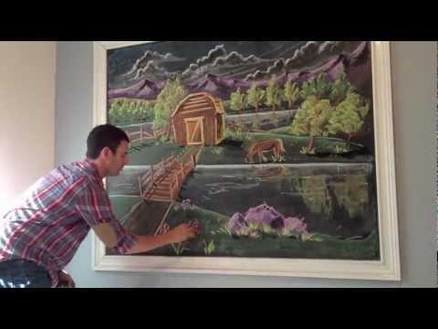 ART - WALDORF 2 - chalk art