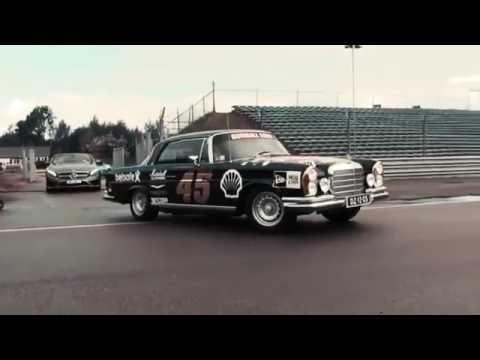 V8 ENGINE SWAP! 1970 Mercedes 280 SE