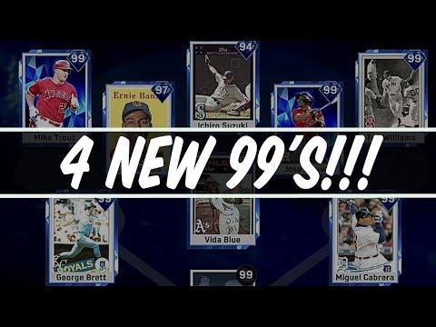 NEW 99'S! Ranked Season Gameplay MLB The Show 17 Diamond Dynasty!
