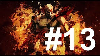 #13 God of War III Remastered PS4 Live