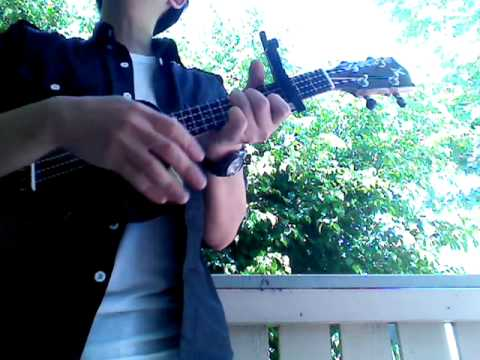 I Am The Living Bread Ukulele Cover Hymns Jobn 651 Youtube