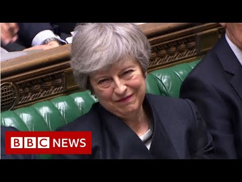 Brexit: UK's departure date delayed again - BBC News