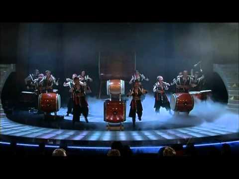 Australia's Got Talent 2011 - Taiko Drum (Ancient Japanese Musical Artform)