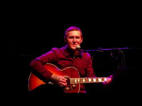 Brian Fallon - Spirit In The Night @ Count Basie Theatre - 01/14/18 - Bruce Springsteen Cover