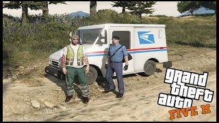 GTA 5 ROLEPLAY - SPECIAL DELIVERY OF TRUCK PARTS - EP. 554 - CIV