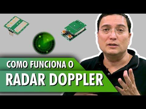 Com funciona o Radar Doppler