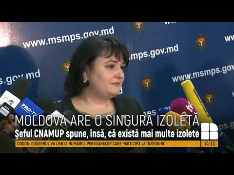 Download Moldova are o singură izoletă pentru transportarea pacienţilor contaminaţi cu COVID-19