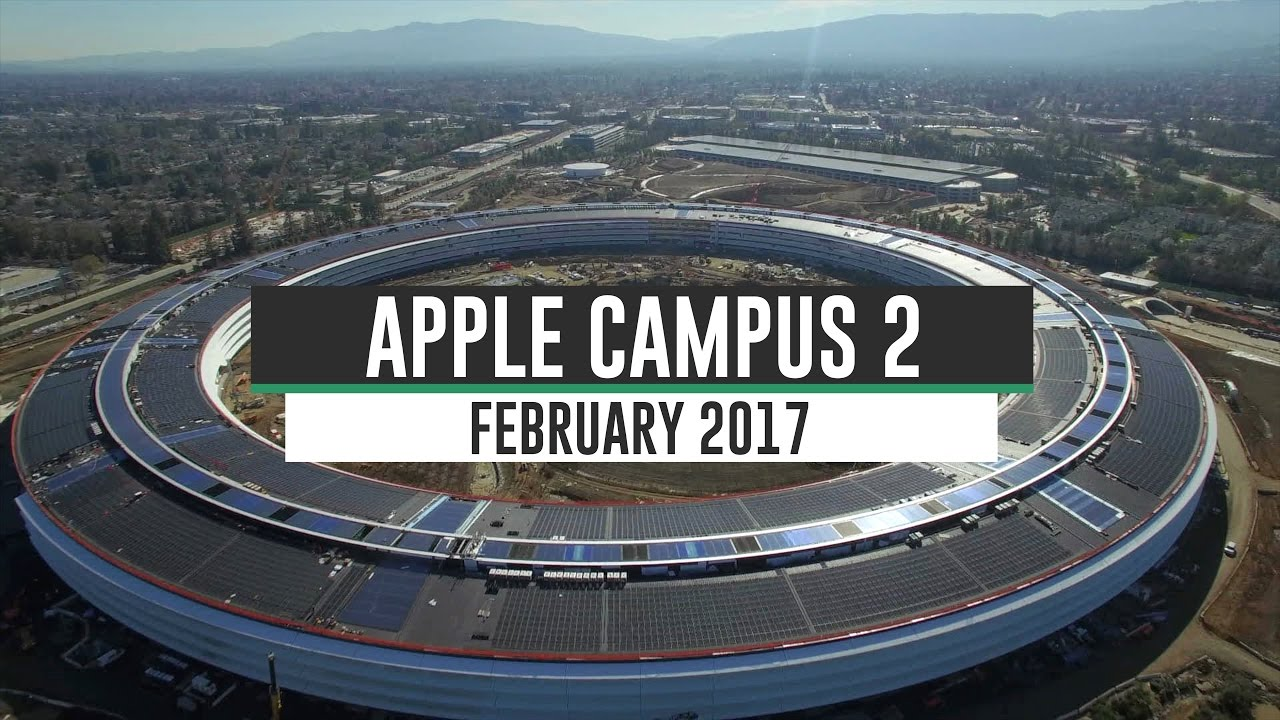 complete guide to apple park appleu0027s new u0027spaceshipu0027 campus hq macworld uk cupertino office