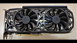 Fixing Noisy EVGA GTX 1080ti Fan - LIVE