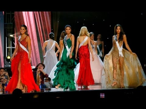LIVE Stream RERUN:  65th Miss Universe 2016 Competition - Pre-Pageant Events, Philippines -- 2017