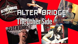 ALTER BRIDGE The Other Side International Cover Collab
