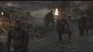 Расширенная сцена Мстители : финал