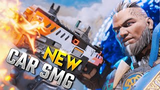 NEW CAR SMG *LEAKED* IN APEX!! | Best Apex Legends Funny Moments and Gameplay - Ep. 290