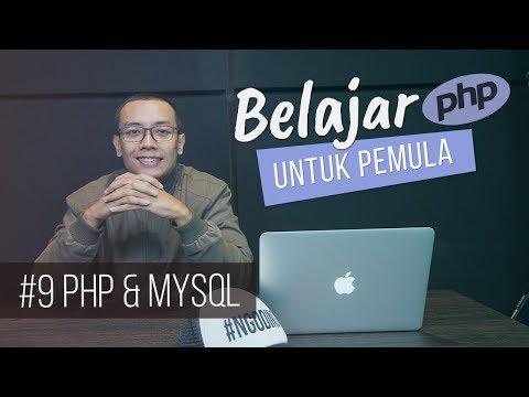 Belajar PHP Untuk PEMULA   11. PHP & MySQL